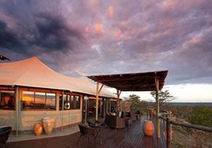 Elephant Tented Camp