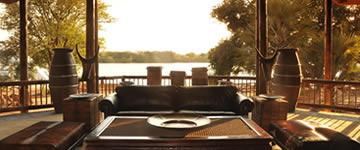 David livingstone Safari Lodge accommodation in Victoria Falls