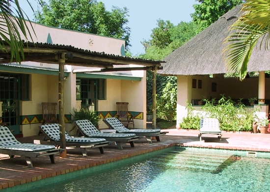 Amadues Garden Guest House Budget Victoria Falls