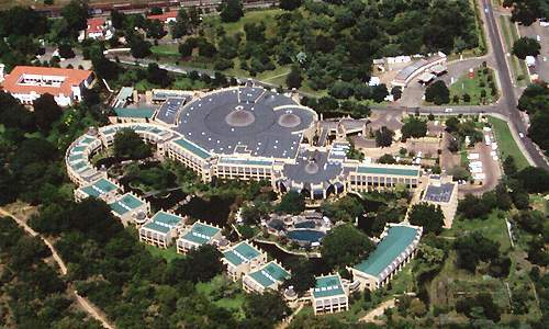 The Kingdom Hotel In Victoria Falls