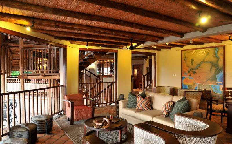 Vic Falls Safari Lodge Club Rooms