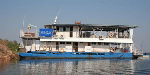 O B Joyful houseboat