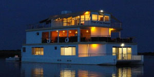 Pride of the Zambezi Houseboat