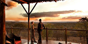 Elephant Camp and Imbabala Safari Lodge Package in Victoria Falls
