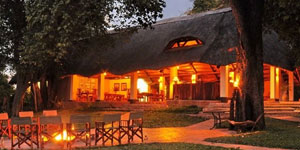 Imbabala Safari Lodge in Victoria Falls